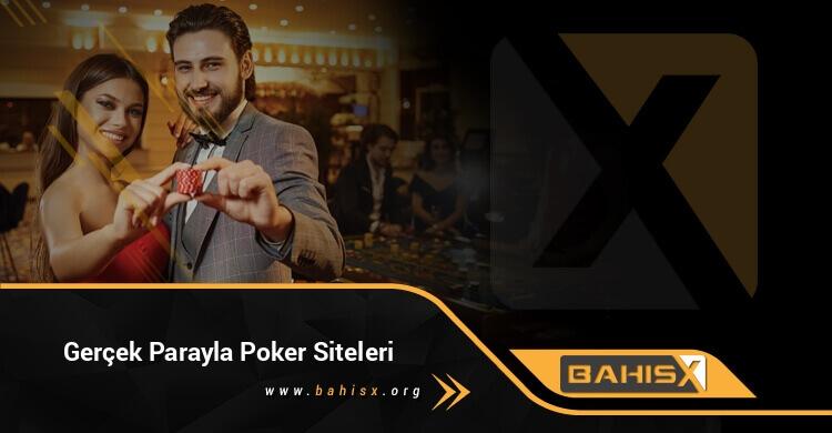 Gerçek Parayla Poker Siteleri