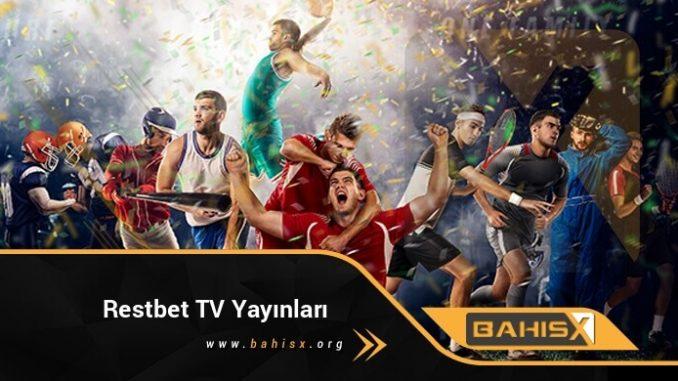 Restbet TV Yayınları